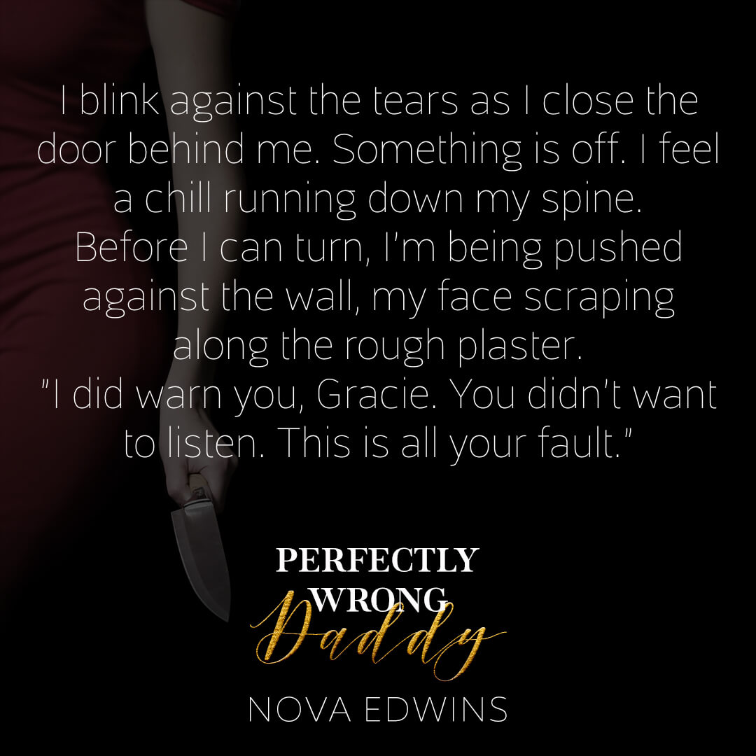 a text teaser for the romantic suspense perfectly wrong daddy